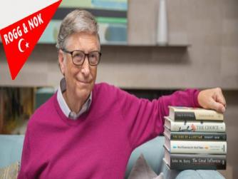 U.S. citizen Bill Gates with written narration: 5 summer books and other things to do at home