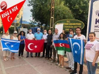 Özlem Gültekin: Antalya'da Kerkük katliamının kurbanları anıldı!