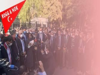 Türkan Elçi: Bu mülk hepimizindir, adalet hepimizin olmalı hakim bey