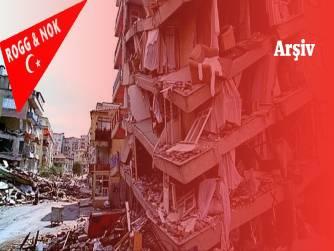 Şener Mengene: TÜRKİYE'DE DEPREM GERÇEĞİ