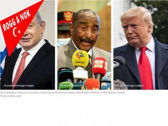 Sudan-İsrail anlaşmasına Almanya'dan olumlu İran'dan olumsuz tepki