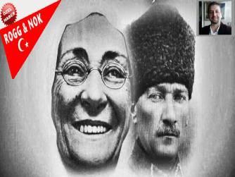 Mustafa Solak: Atatürk'ün annesi Zübeyde Hanım 14 Ocak 1923'te vefat ettiğinde mezarı başında şöyle konuşmuştur: