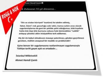 Dr. İlhan Azkan: OLMADI, HİÇ OLMADI SAYIN AKŞENER !!!