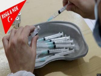 Biz daha halkımıza aşıyı tedarik etmeden ve de turist beklerken birileri Pfizer/BioNTech Aşısı İçin 12-15 Yaş Arasına İzin Çıkardı...