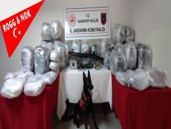 Uyuşturucu ticareti yaptıkları iddiasıyla 5 şüpheli gözaltına alındı 10.09.2021