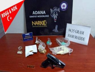 Adana'da 118 torbacı yakalandı 13.09.2021