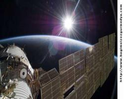 Türkiye Baş Kanlık olgusuyla uğraşsın;  Astronotlar Uluslararası Uzay Üssü'ne doğru yola çıktı