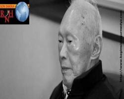 Singapur'un kurucu lideri öldü
