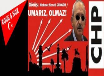 Mehmet Necati GÜNGÖR: UMARIZ, OLMAZ!