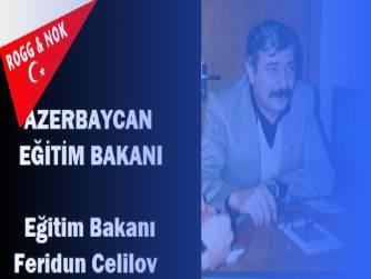 Zeki Sarıhan: AZERBAYCAN EĞİTİM BAKANIYLA BİR GÖRÜŞME