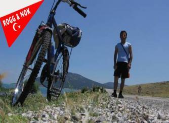 Bisikletimle Beyşehir'e